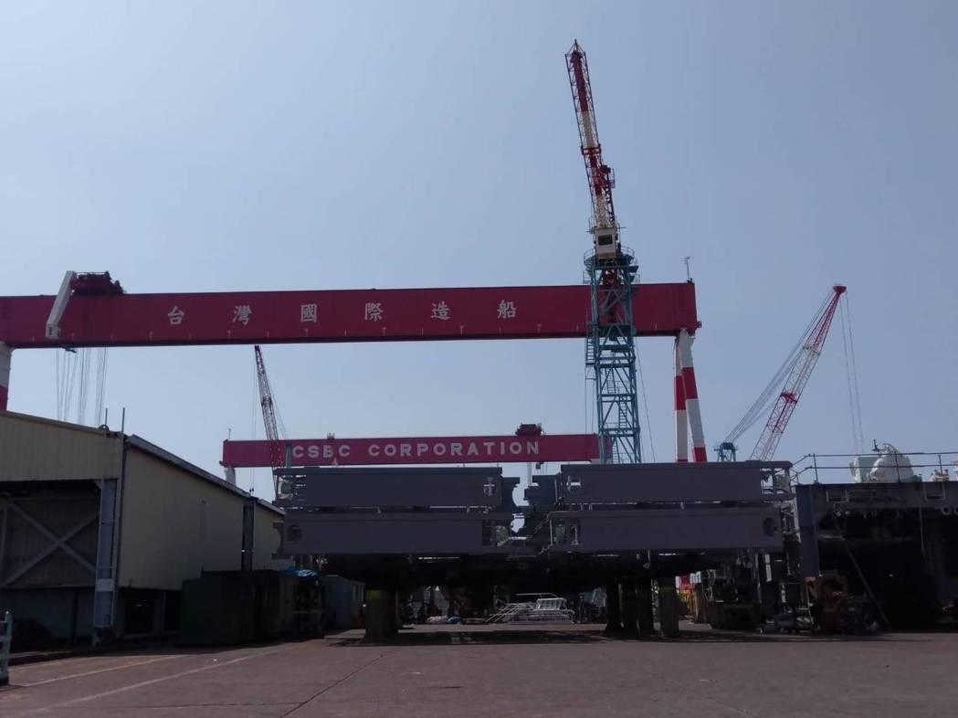 台船公司今年要徵才達220人,是建廠以來人力需求量最多的一次。 圖/聯合報系資料...