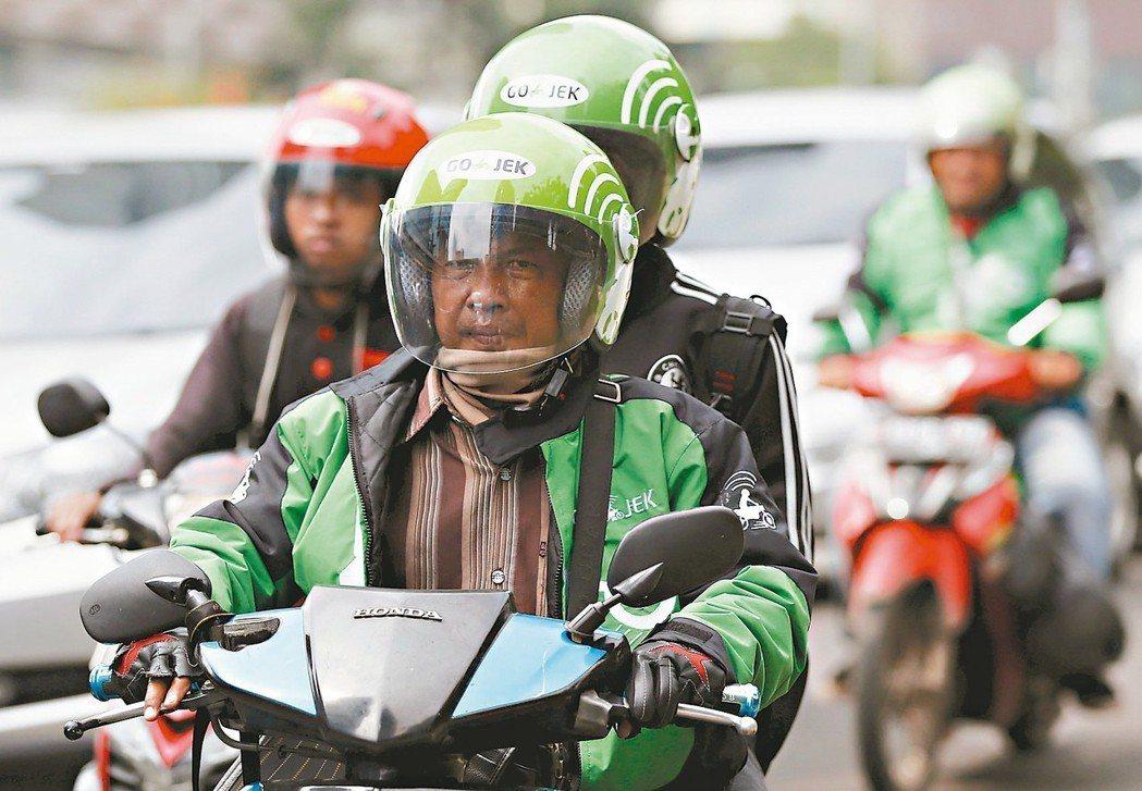 隨著叫車服務Go-Jek與Grab崛起,印尼第二大計程車營運商Express T...