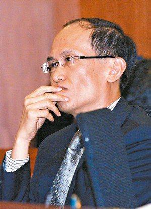 智原總經理王國雍。 報系資料照片