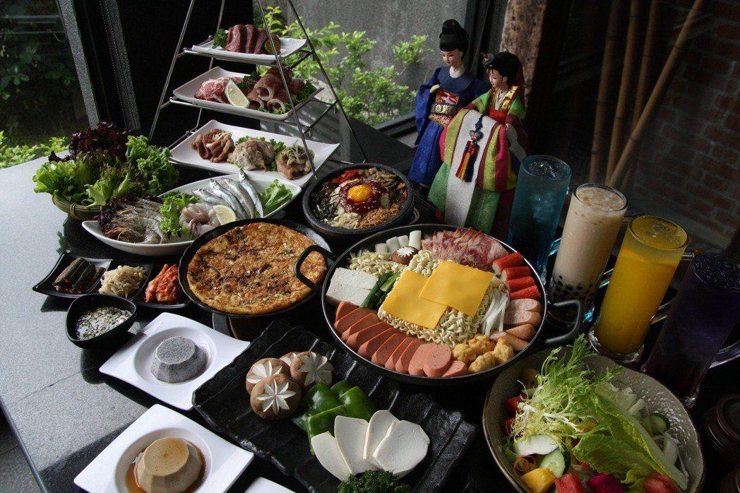 東東餐飲歡慶父親節,結合旗下餐廳推出「爸」道有禮賞活動. 業者/提供