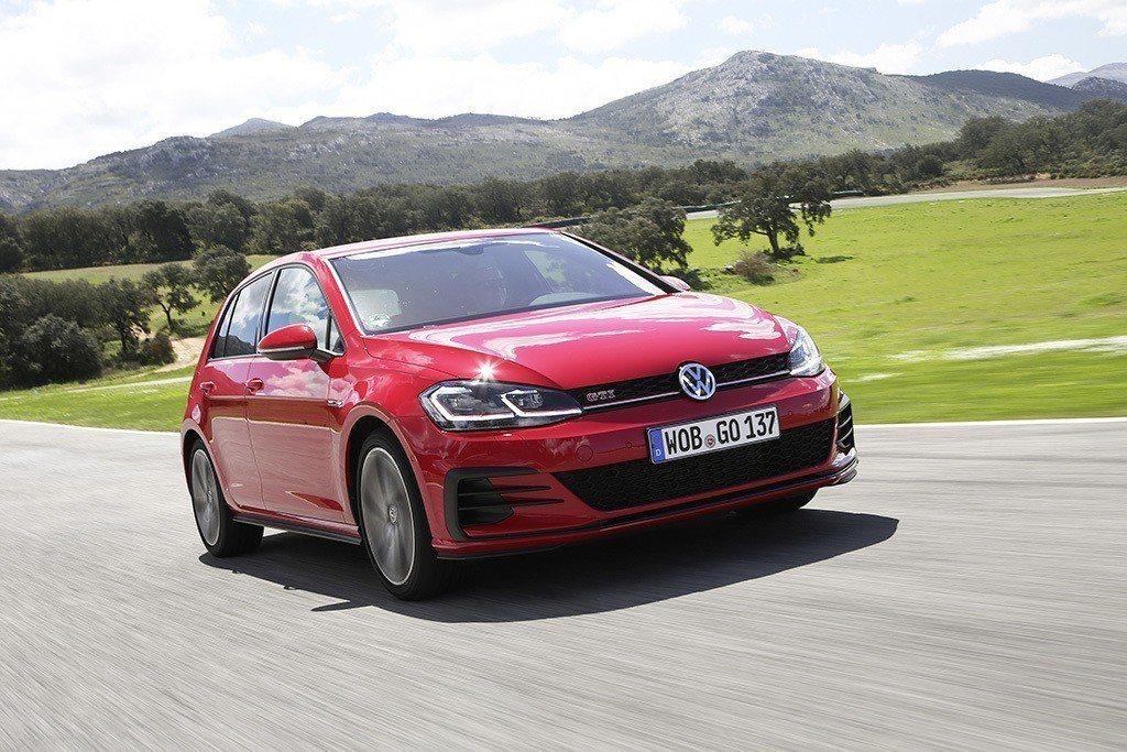 Volkswagen Golf成為今年德國上半年最暢銷的車款。 摘自Volksw...