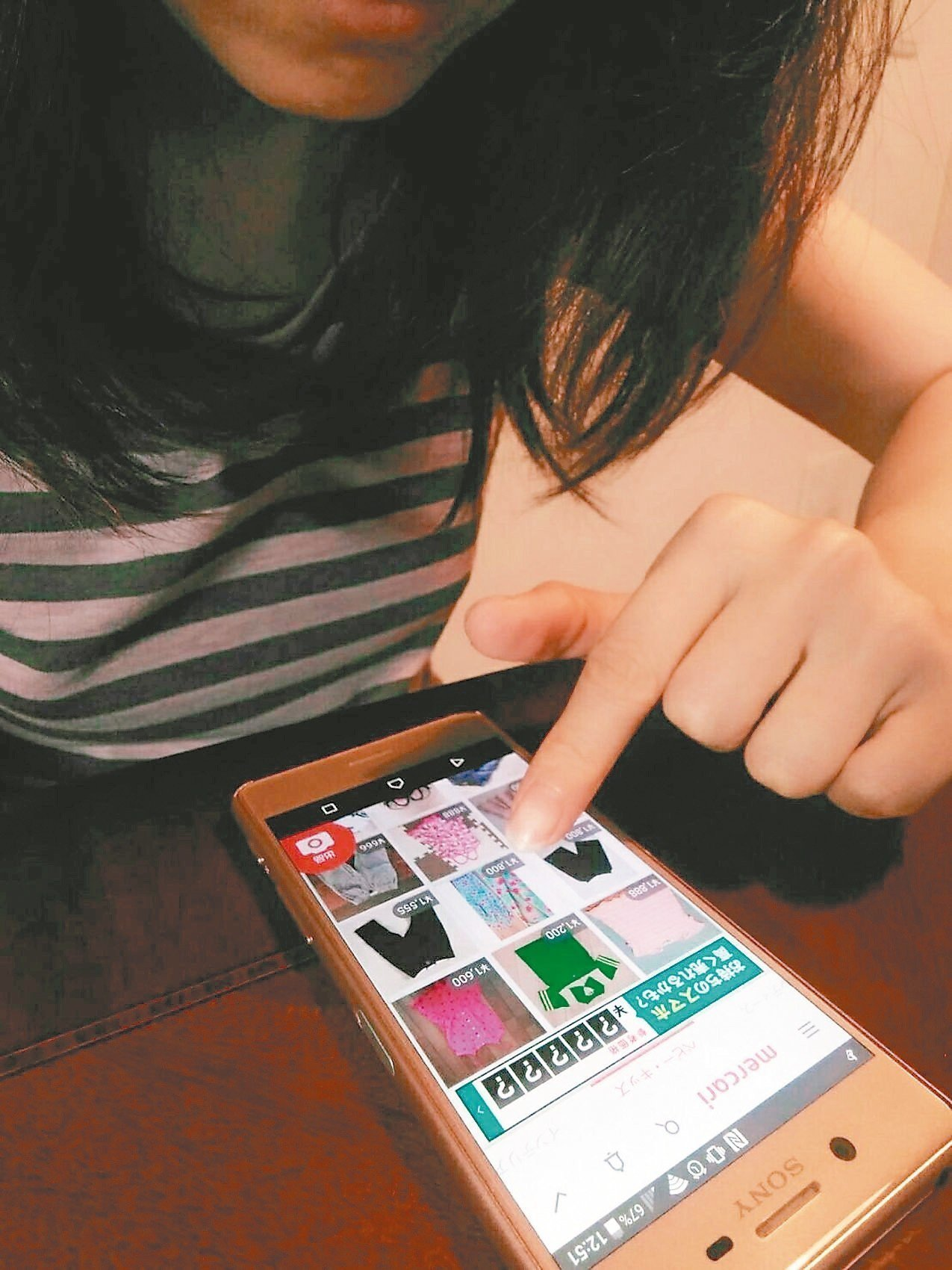 共享經濟夯,「以轉手出售為前提」成為日本次世代的消費文化,透過二手商品交易App...