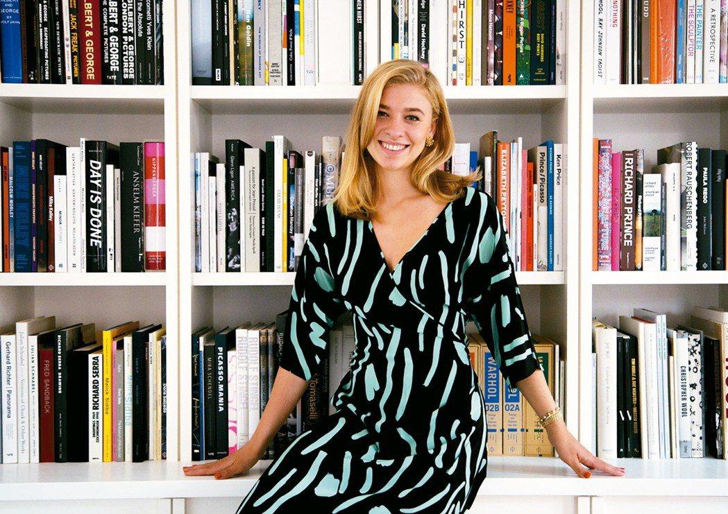 艾莉莎.華特創立首飾品牌Lylie's。 網路照片