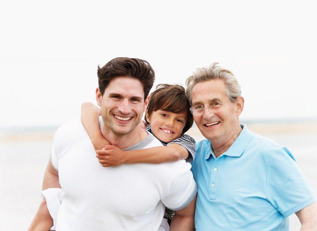 中年男性保養首重心血管健康和肝臟機能的維護,早期保養可以有效預防疾病老年纏身!永...