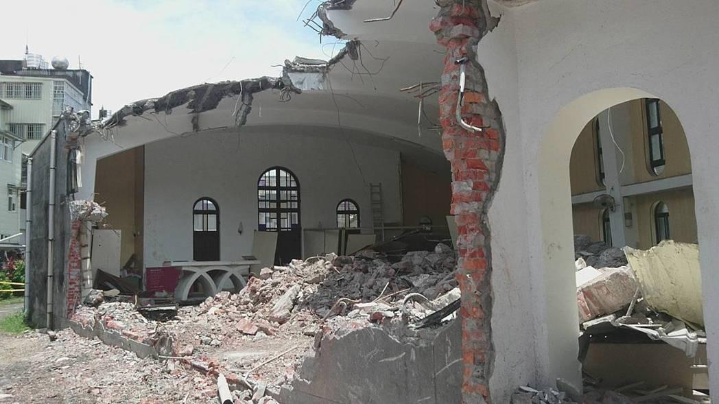 宜蘭礁溪天主堂。 本報資料照片/記者羅建旺攝影