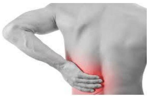 下背痛。 圖片提供/亞東醫院