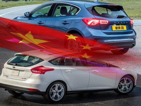 讓Ford Focus放棄6扇窗設計理念的居然是中國?