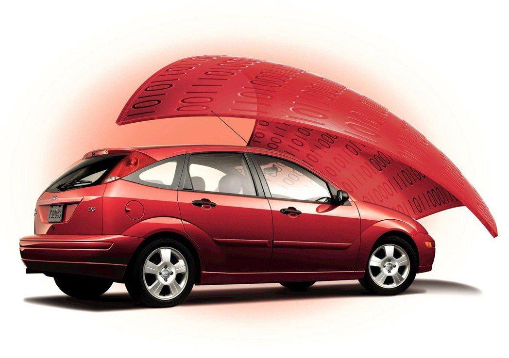 從1998第一代五門車型開始就採用6扇窗的設計。 摘自Ford
