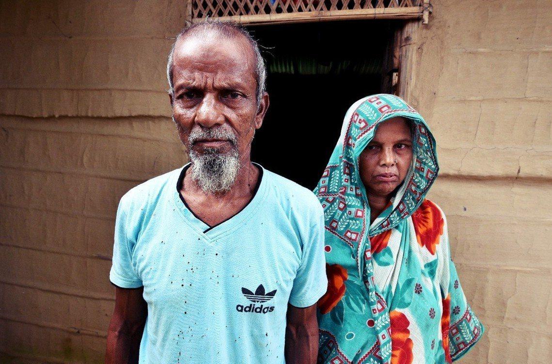 奈歷大屠殺的孟加拉族生還者,如今卻可能遭到阿薩姆幫驅逐出境...。 圖/路透社