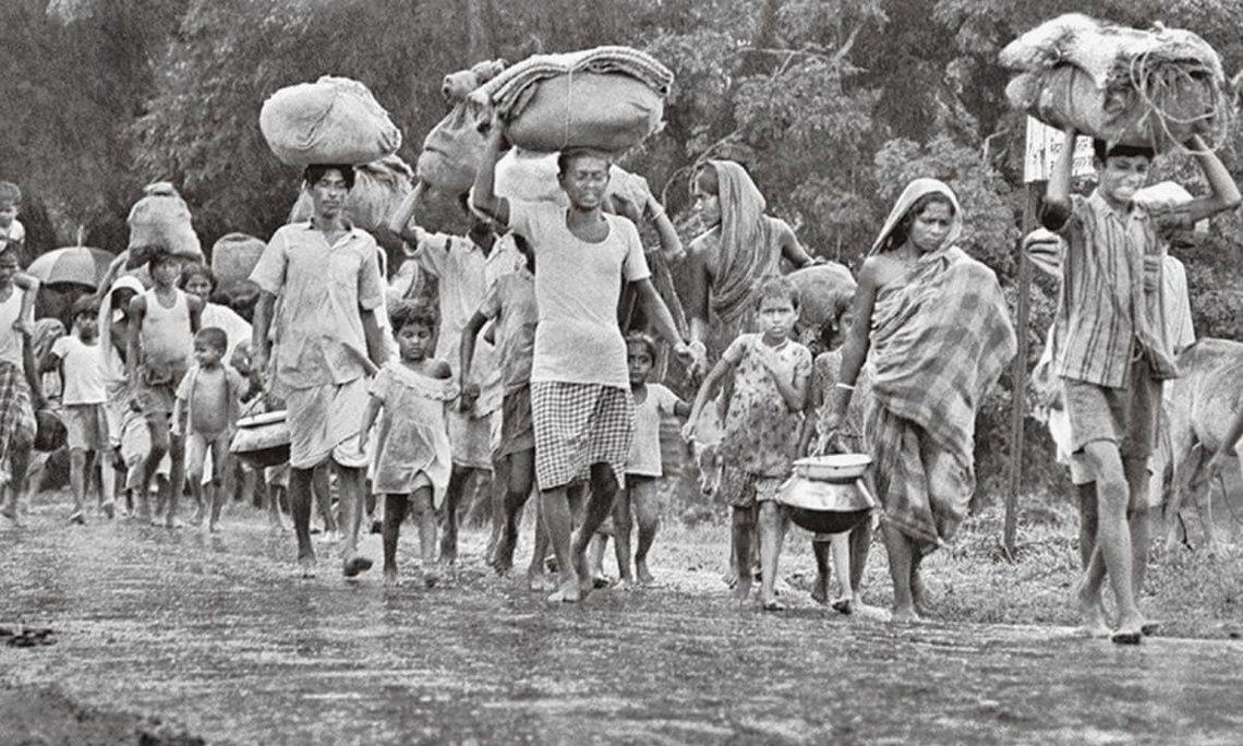 1971年的孟加拉獨立戰爭,連帶的改變了鄰近阿薩姆邦的人口與族群結構,進而造成後...