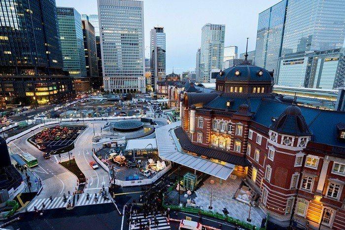 ▲2018台中新航點東京。 圖/wiki