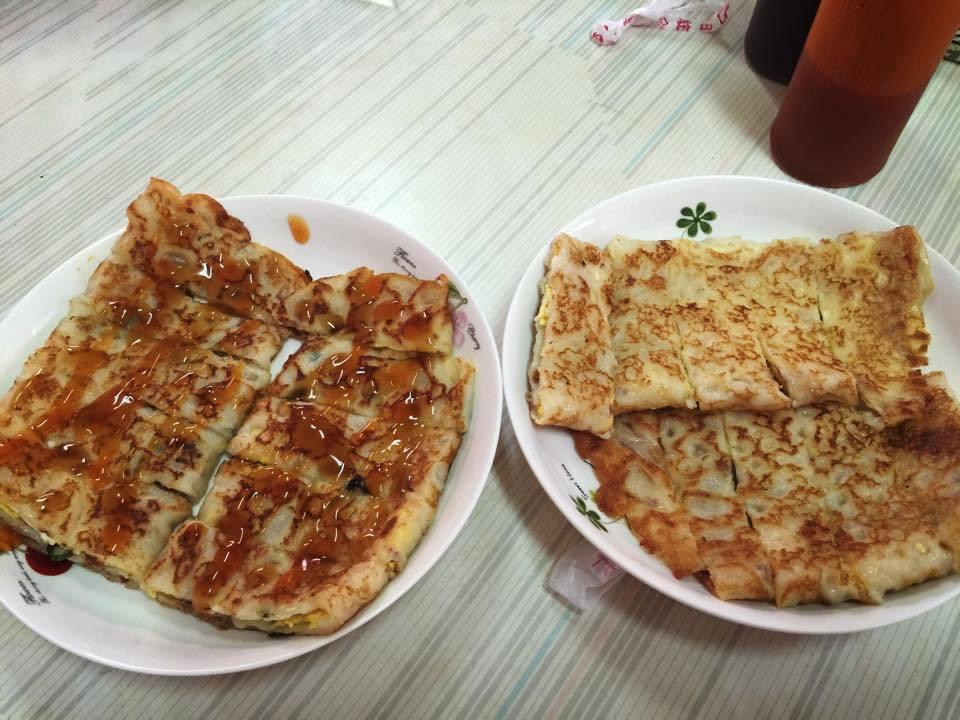 台南 阿公阿婆蛋餅。 圖/官方FB
