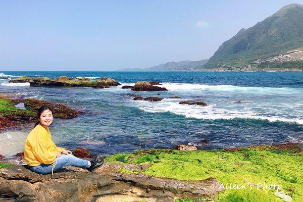 ▲北海岸打卡景點-象鼻岩。(圖/Aileen開心過生活)