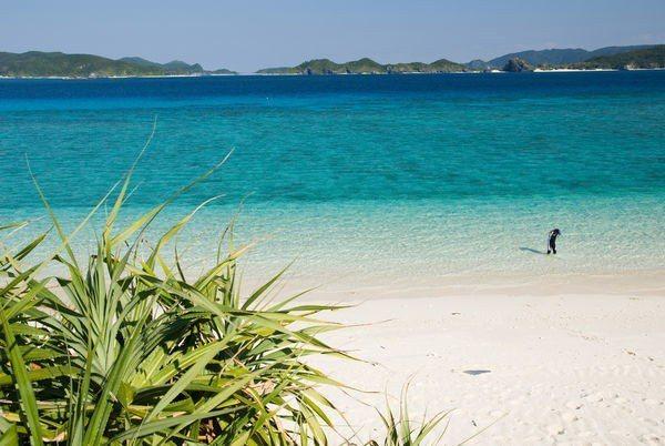 ▲沖繩海灘-ニシ浜海灘。(圖/Okinawatraveler)