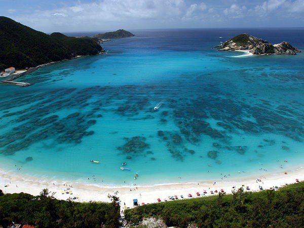 ▲沖繩海灘-阿波連ビーチ。(圖/Okinawatraveler)