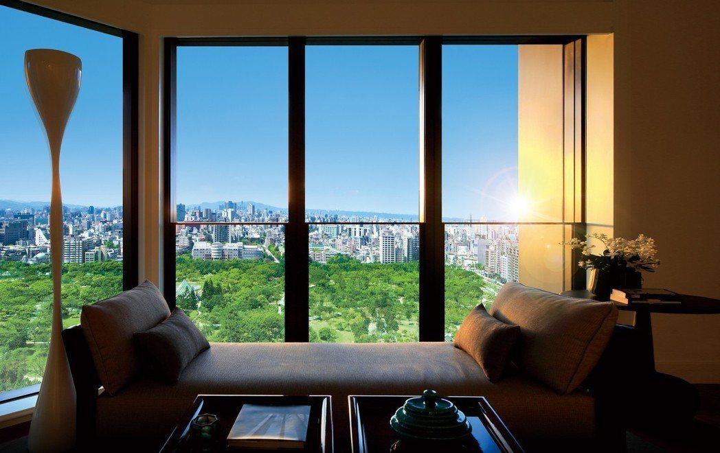 「ONE PARK TAIPEI元利信義聯勤」每坪挑戰300萬元的超級豪宅內裝和...