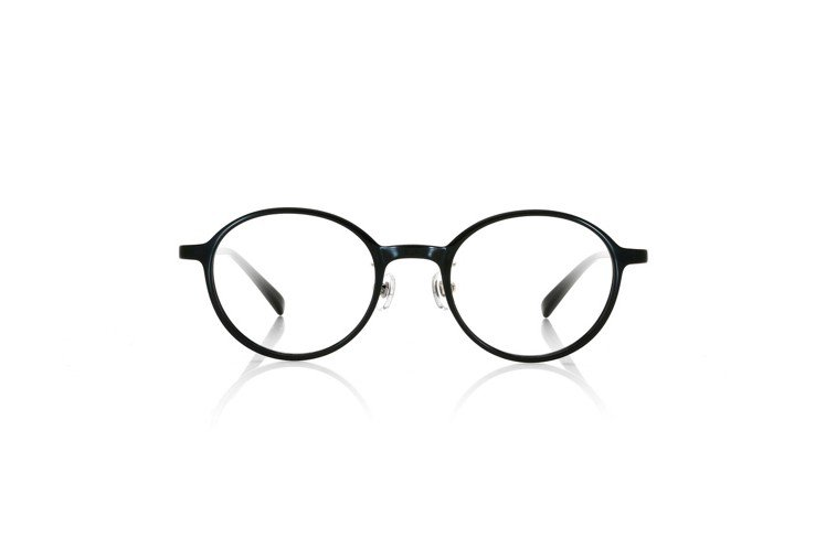 JINS與niko and...聯名系列波士頓框眼鏡,2,480元起。圖/JIN...