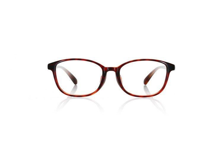 JINS與niko and...聯名系列威靈頓框眼鏡,2,480元起。圖/JIN...