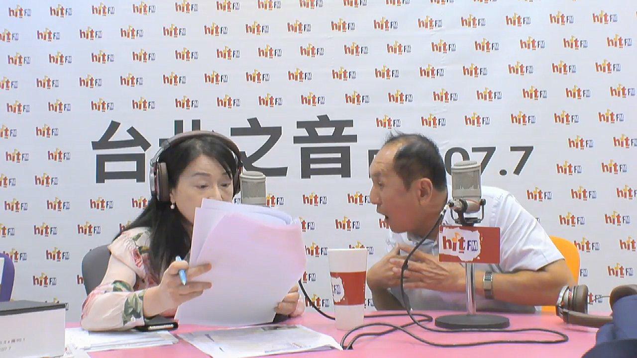 台南市長參選人「虧雞福來爹」林義豐,首度受邀錄製周玉蔻的《蔻蔻早餐》節目,不料兩...