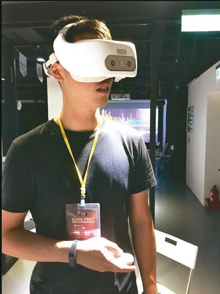 長期關注XR市場的品牌大廠hTC,今年度提供進軍全球新品「VIVE Focus」...