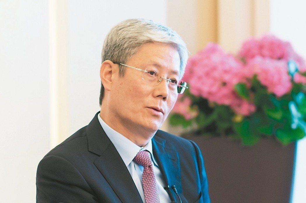 華潤集團董事長傅育寧 本報系資料庫