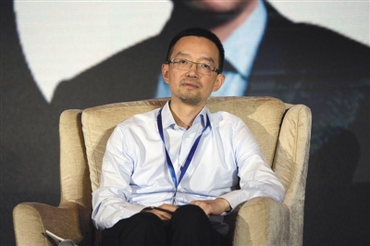 46歲的俞熔為美年健康現任董事長。(取材自新京報)