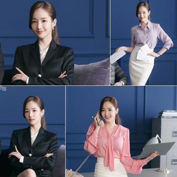 金秘書工作能力超強,卻也賠上了青春年華。圖/擷自instagram