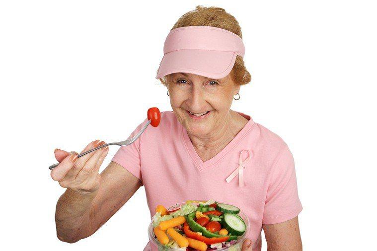 50+之後,不是不可以減重,50+之後的減重必須注意不可減掉健康。 圖片/ing...