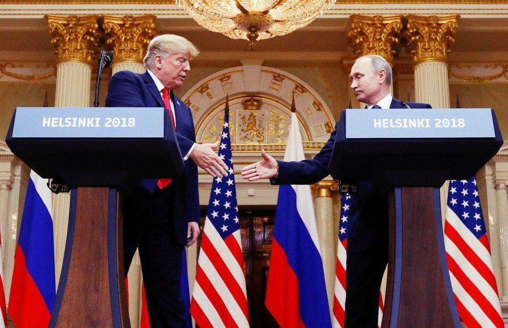 究竟這場峰會對美俄有甚麼價值?終於與普丁一對一的川普,是否又能藉著「普普會」達到...