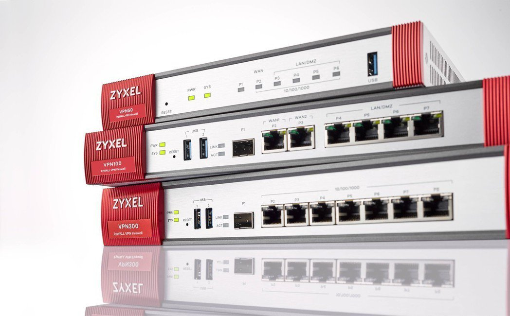 合勤ZyWALL VPN系列提供多重備援及AP控制器、熱點管理等多樣化應用功能。...