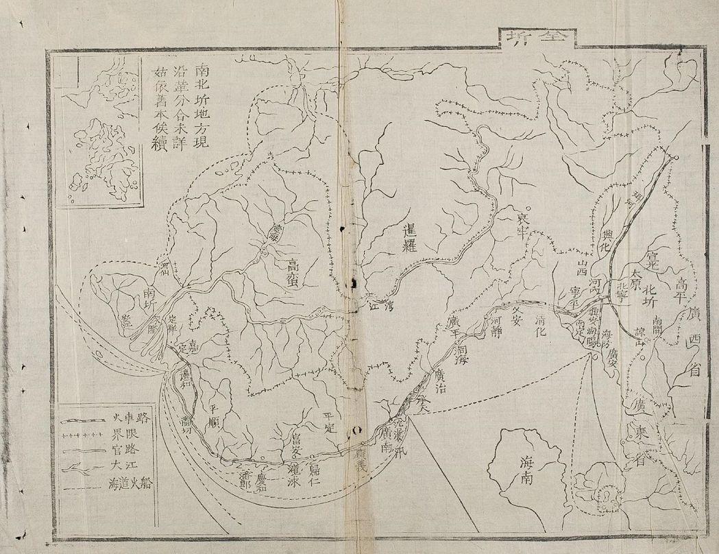 法國於19世紀下半殖民越南前,這個國家也是個致力於在中南半島擴張的殖民帝國。圖為...