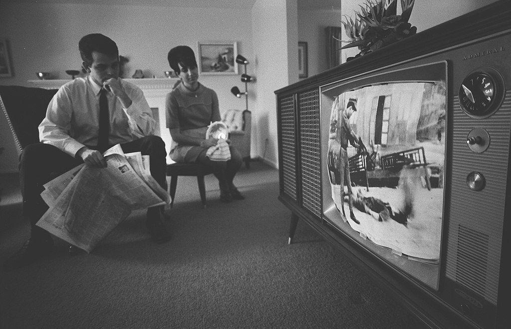 西方觀點下,失語的越南史? 圖/Library of Congress