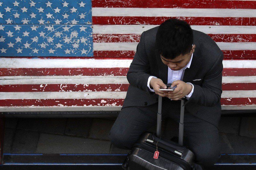 也有人到美國3個月,就被人喊:「滾回你的國家!」 圖/路透社