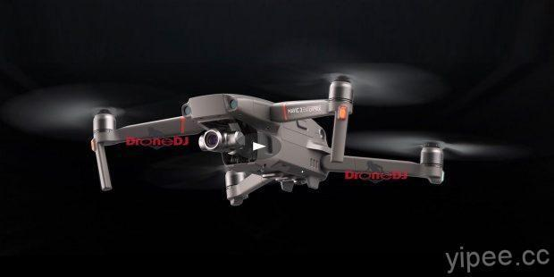 圖片及資料來源:DroneDJ