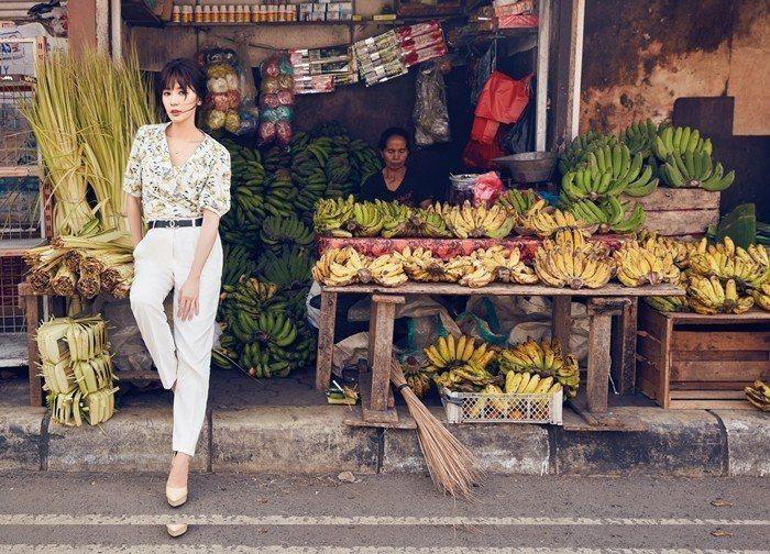 賈靜雯提到,如果工作有空檔,一定會再來峇里島度假。圖/Ciao潮旅雜誌提供