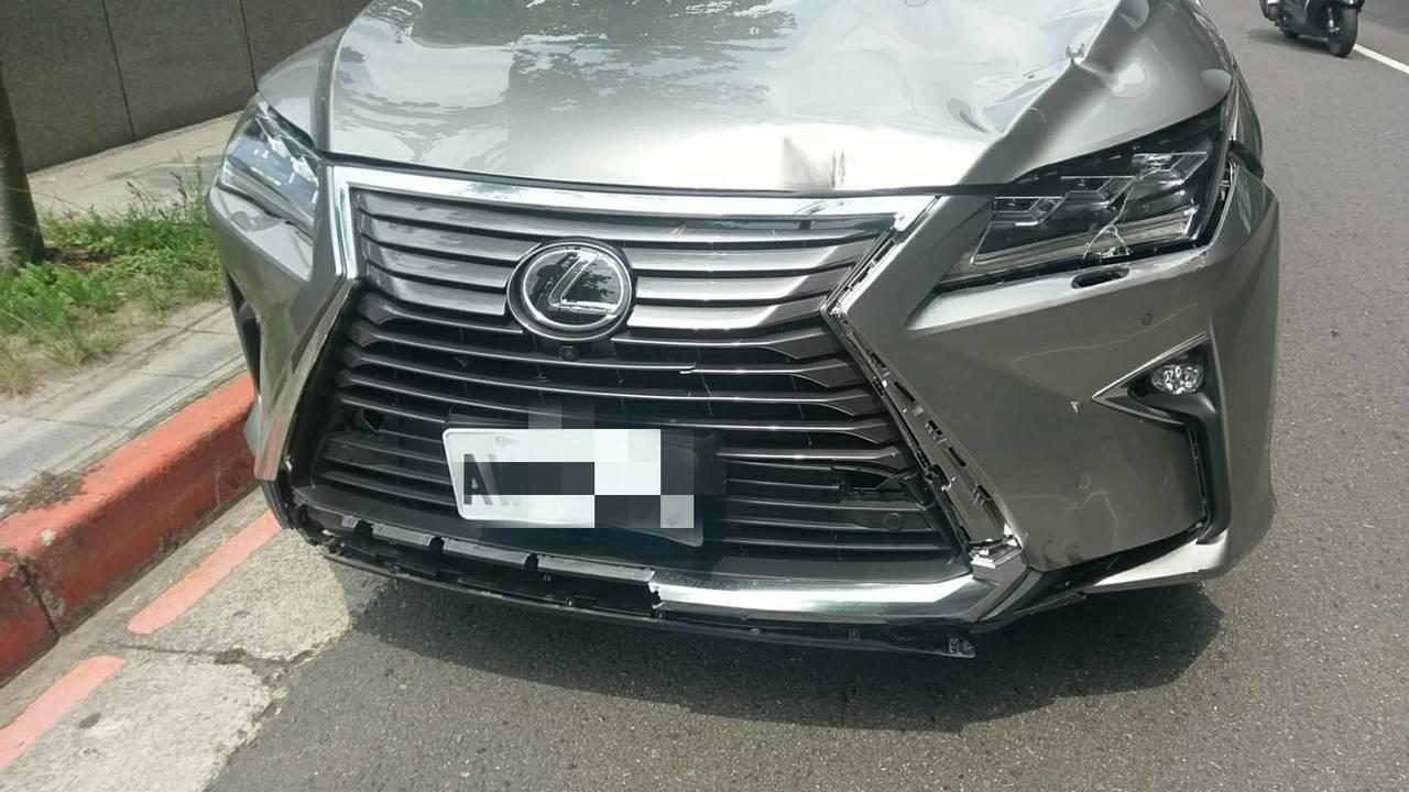 許姓老婦駕車闖紅燈撞死工程師,檢方諭令20萬元交保。記者林孟潔/翻攝