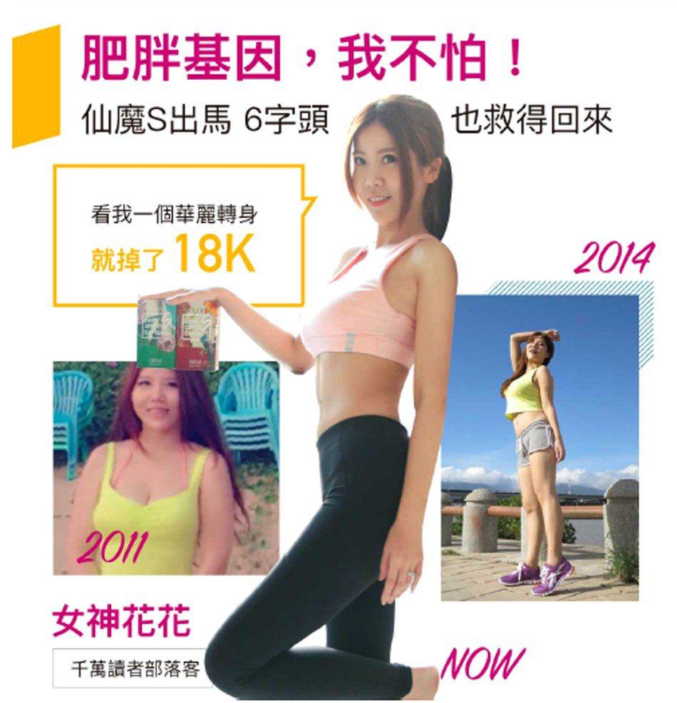 桃園市衛生局查獲違規食品廣告,尤以「瘦身減肥」違規廣告(見圖)最多 ,呼籲民眾不...