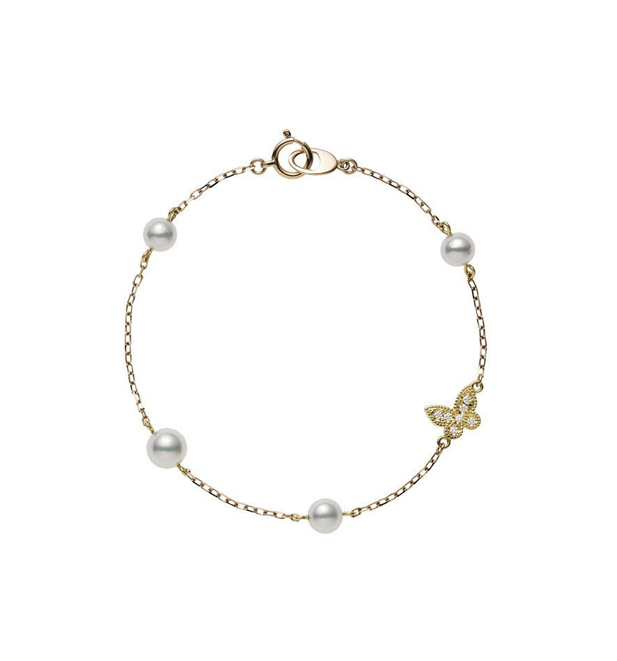 MIKIMOTO Lucky Motif Collection-Butterfl...