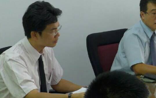檢察官林俊佑。記者蔡翼謙/翻攝