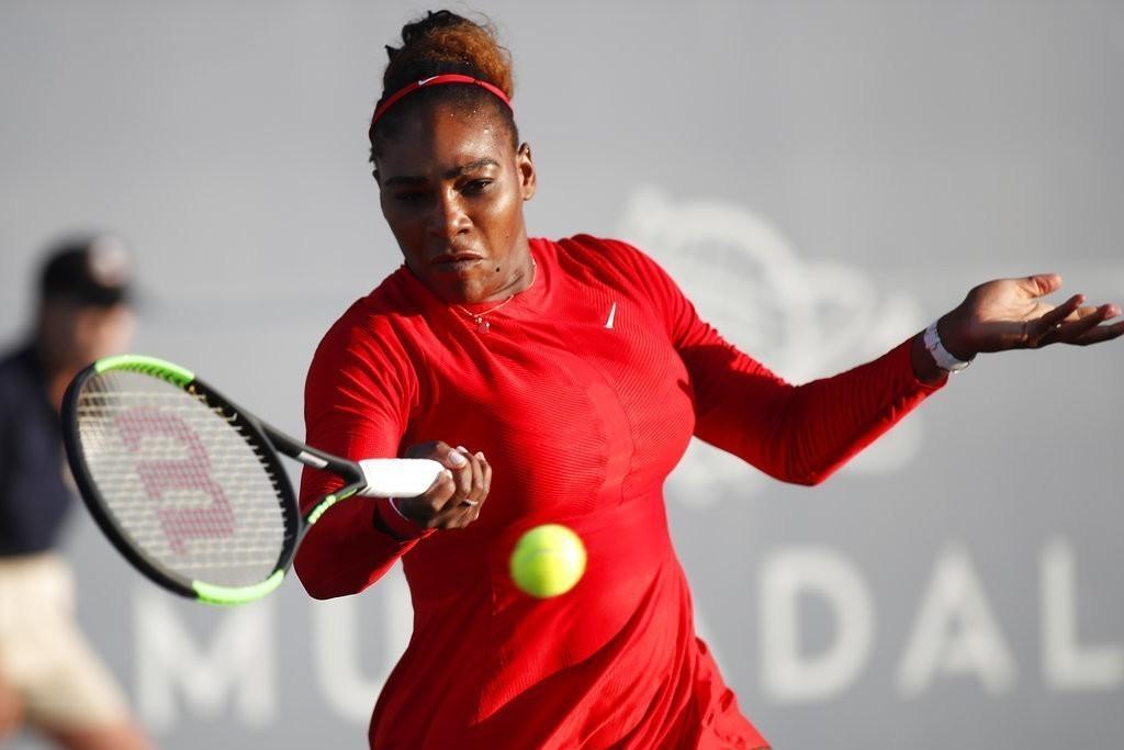 小威在史丹佛女網賽女單踢到鐵板,吞下生涯最慘敗仗。 美聯社