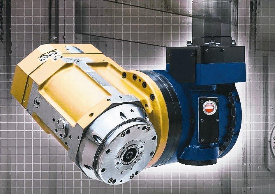 釸達與豪力輝攜手開發出模組化設計車銑複合搖擺頭主軸,協助國產高階工具機業產業升級...