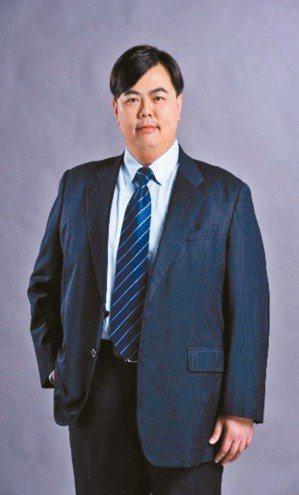 凱博荷盛區域總監張耀仁