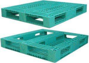 佳毅棧板符合綠色環保RoHS要求,結構安全設計優良 佳毅公司/提供