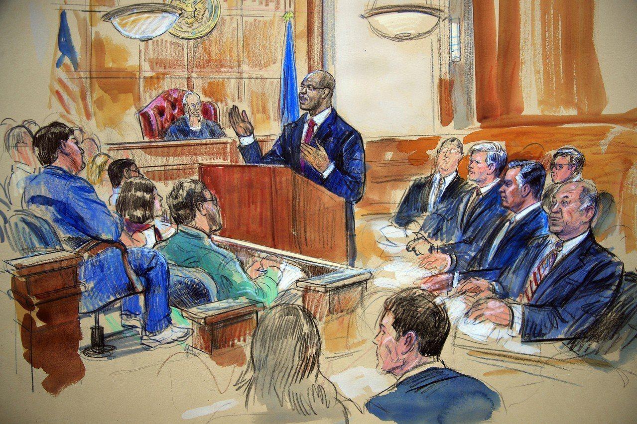 男六女 馬納福案陪審團選自維州極其反川普區 美聯社