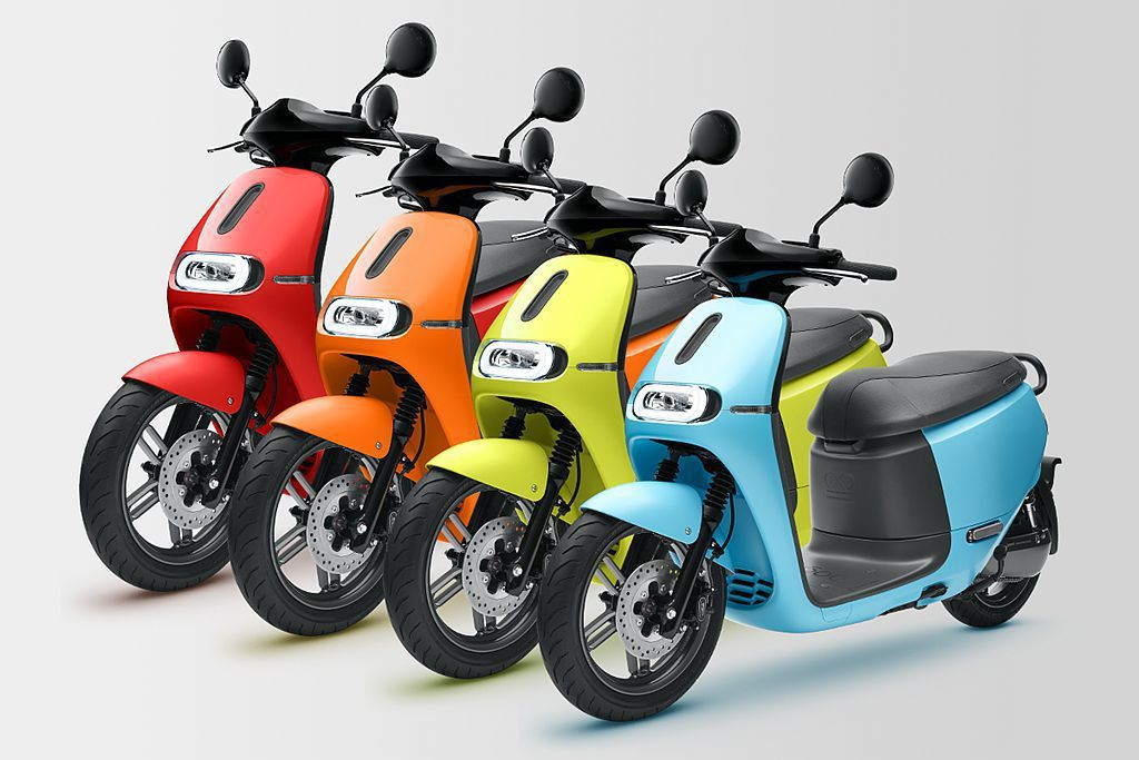 Gogoro行銷總監陳彥揚表示:Gogoro再度降低購車、用車成本,讓更多消費者...