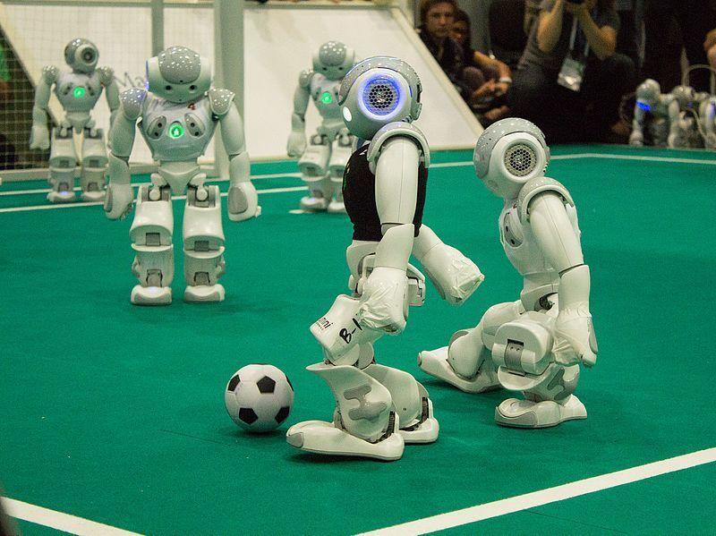 2018 FIRA世界盃智慧機器人運動大賽將在7日至11日於逢甲大學舉行機器人運...