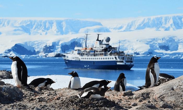 還是想要去趟南極探險?(Photo Source: www.quarkexped...
