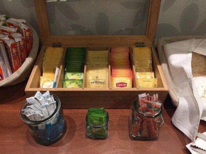 滿滿的茶包 圖文來自於:TripPlus