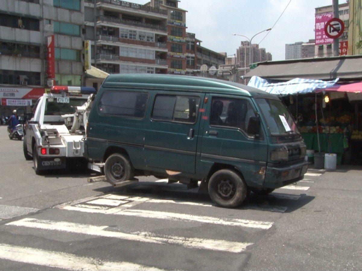 無牌車停放在道路上是一種違規的行為,警方除了拖吊移置保管以外,還會依法裁罰,罰鍰...