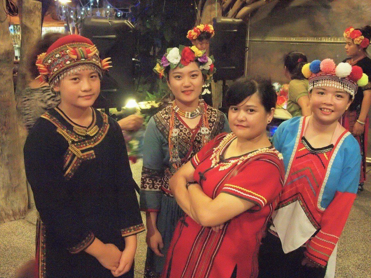 (圖/台灣旅行趣) ▲原住民舞蹈的表演者